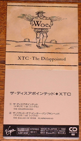 XTC - The Disappointed Record